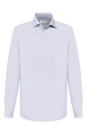 Мужская хлопковая сорочка ETON голубого цвета, арт. 1000 00643 | Фото 1