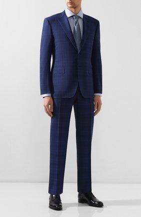 Мужская хлопковая сорочка ETON голубого цвета, арт. 1000 00643 | Фото 2