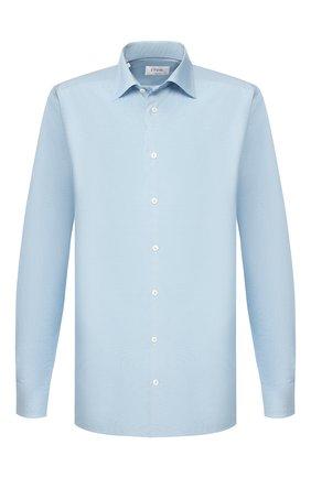 Мужская хлопковая сорочка ETON бирюзового цвета, арт. 1000 00643 | Фото 1
