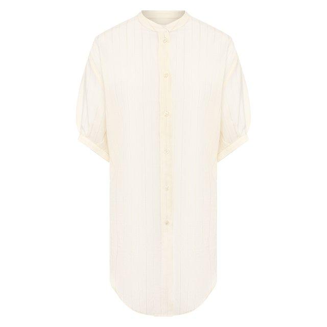 Шерстяная рубашка Saint Laurent