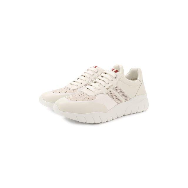 Кожаные кроссовки Bally — Кожаные кроссовки