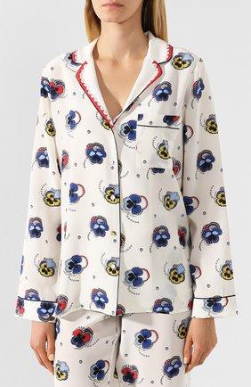Шелковая пижама | Фото №2