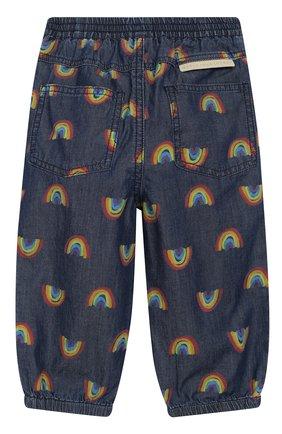 Детские джинсы STELLA MCCARTNEY синего цвета, арт. 589519/S0K82 | Фото 2