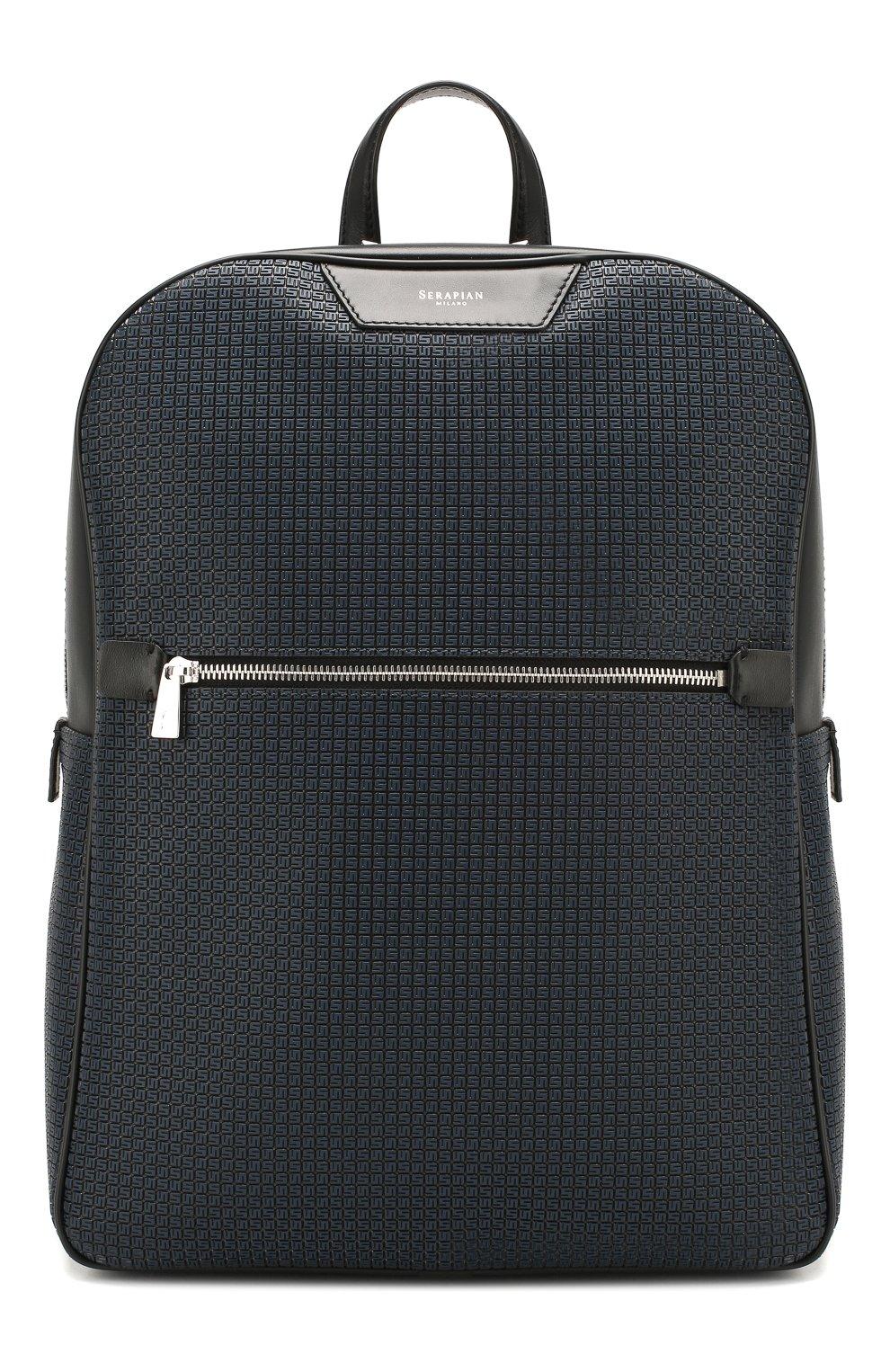 Мужской рюкзак stepan SERAPIAN темно-синего цвета, арт. SSTEPMLL7006M31D   Фото 1
