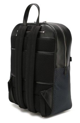 Мужской рюкзак stepan SERAPIAN темно-синего цвета, арт. SSTEPMLL7006M31D   Фото 3