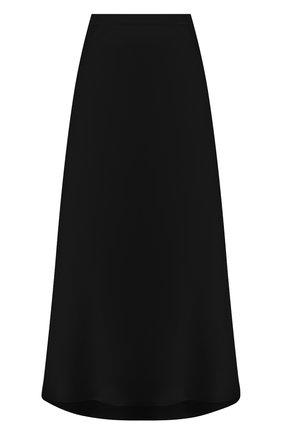 Женская юбка-миди ESCADA черного цвета, арт. 5032905 | Фото 1