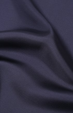 Мужской шелковый платок TOM FORD синего цвета, арт. TFZ90/TF312 | Фото 2
