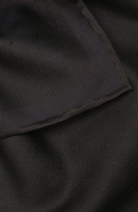 Мужской шелковый платок BRIONI темно-синего цвета, арт. 071000/P943T | Фото 2