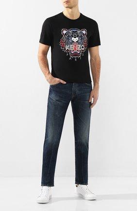 Мужские джинсы AG темно-синего цвета, арт. 1783LED/11YBRV | Фото 2