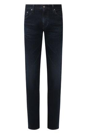 Мужские джинсы AG темно-синего цвета, арт. 1783LED/04YCAS | Фото 1