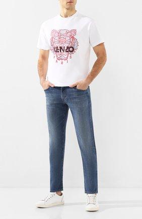 Мужские джинсы AG синего цвета, арт. 1783HRD/15YPNZ | Фото 2