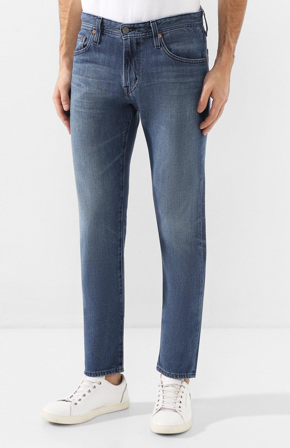 Мужские джинсы AG синего цвета, арт. 1783HRD/15YPNZ | Фото 3