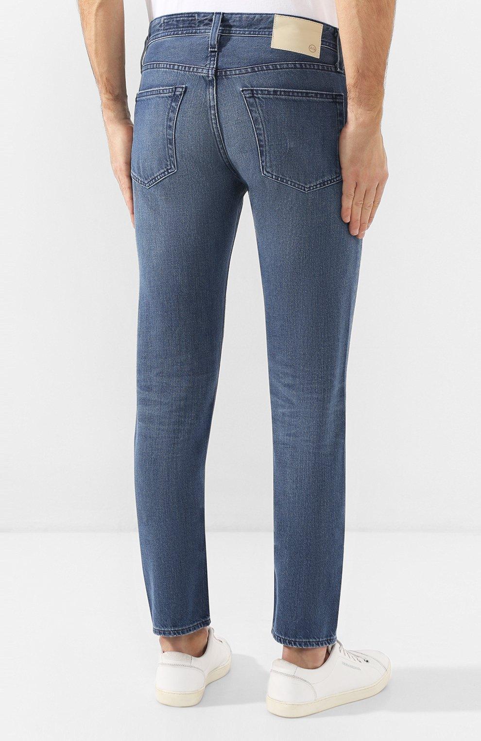 Мужские джинсы AG синего цвета, арт. 1783HRD/15YPNZ | Фото 4