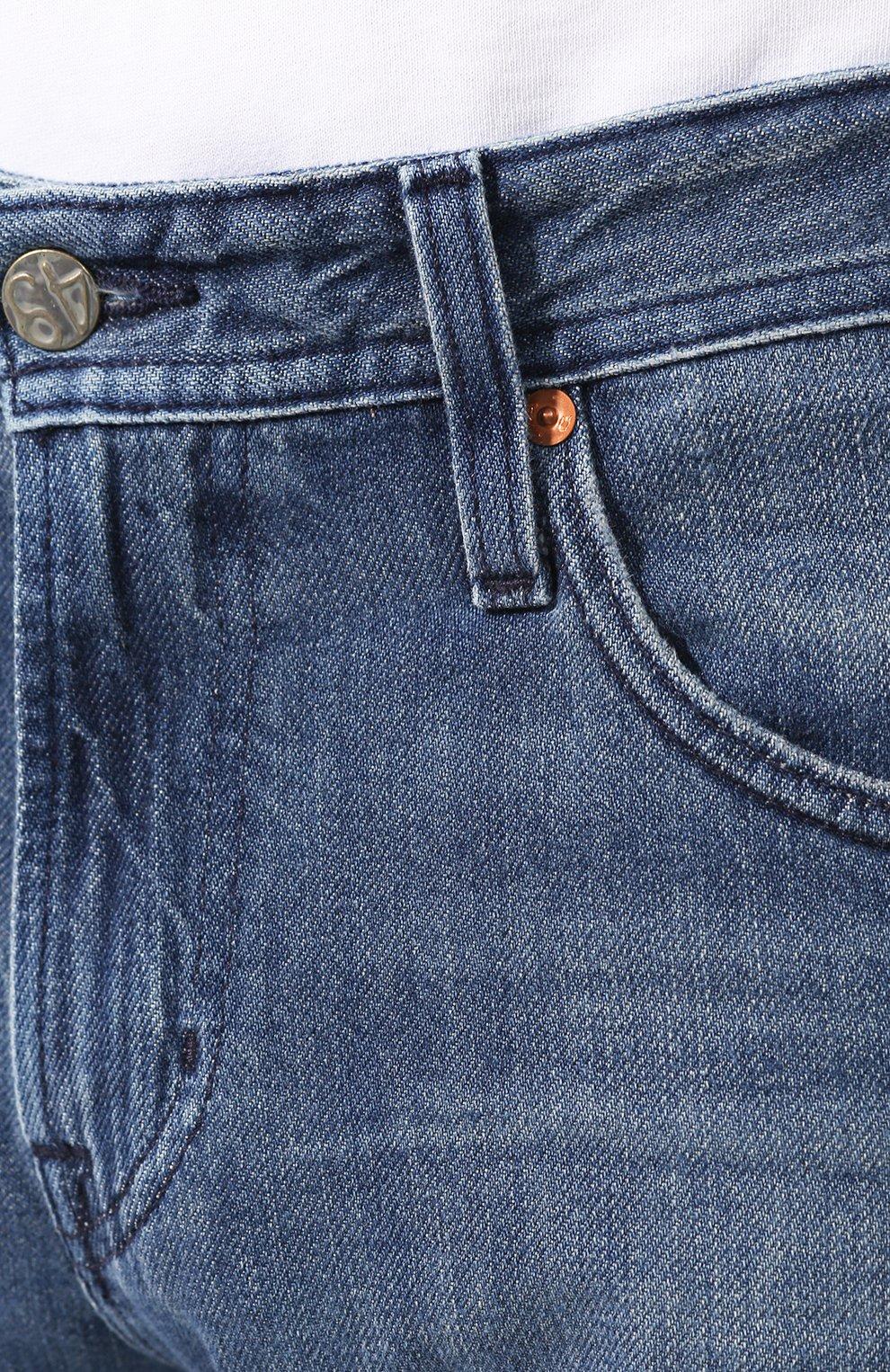 Мужские джинсы AG синего цвета, арт. 1783HRD/15YPNZ | Фото 5
