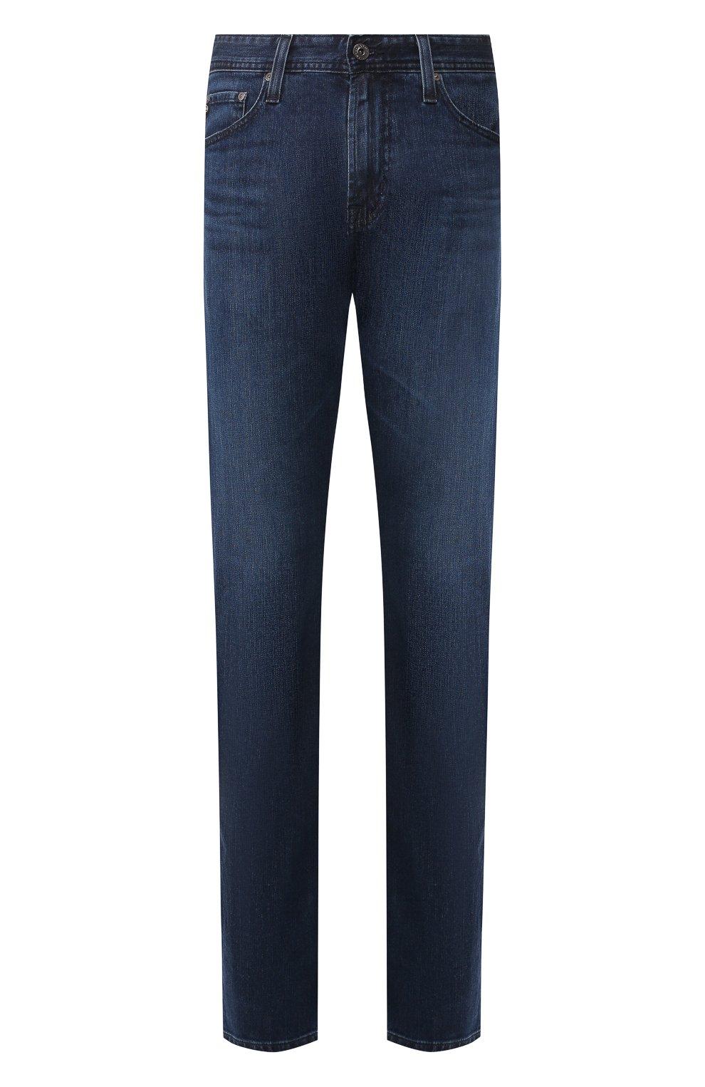 Мужские джинсы AG синего цвета, арт. 1174LED/JMST   Фото 1