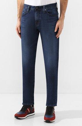 Мужские джинсы AG синего цвета, арт. 1174LED/JMST   Фото 3