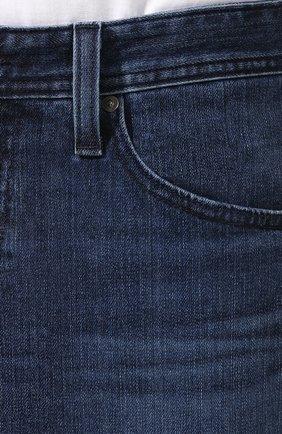 Мужские джинсы AG синего цвета, арт. 1174LED/JMST   Фото 5