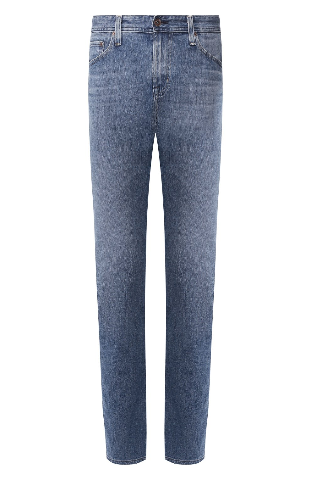 Мужские джинсы AG синего цвета, арт. 1174FXD/NARR | Фото 1
