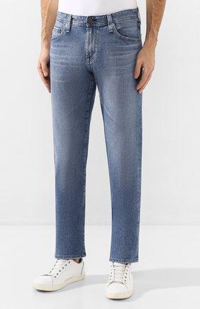 Мужские джинсы AG синего цвета, арт. 1174FXD/NARR | Фото 3