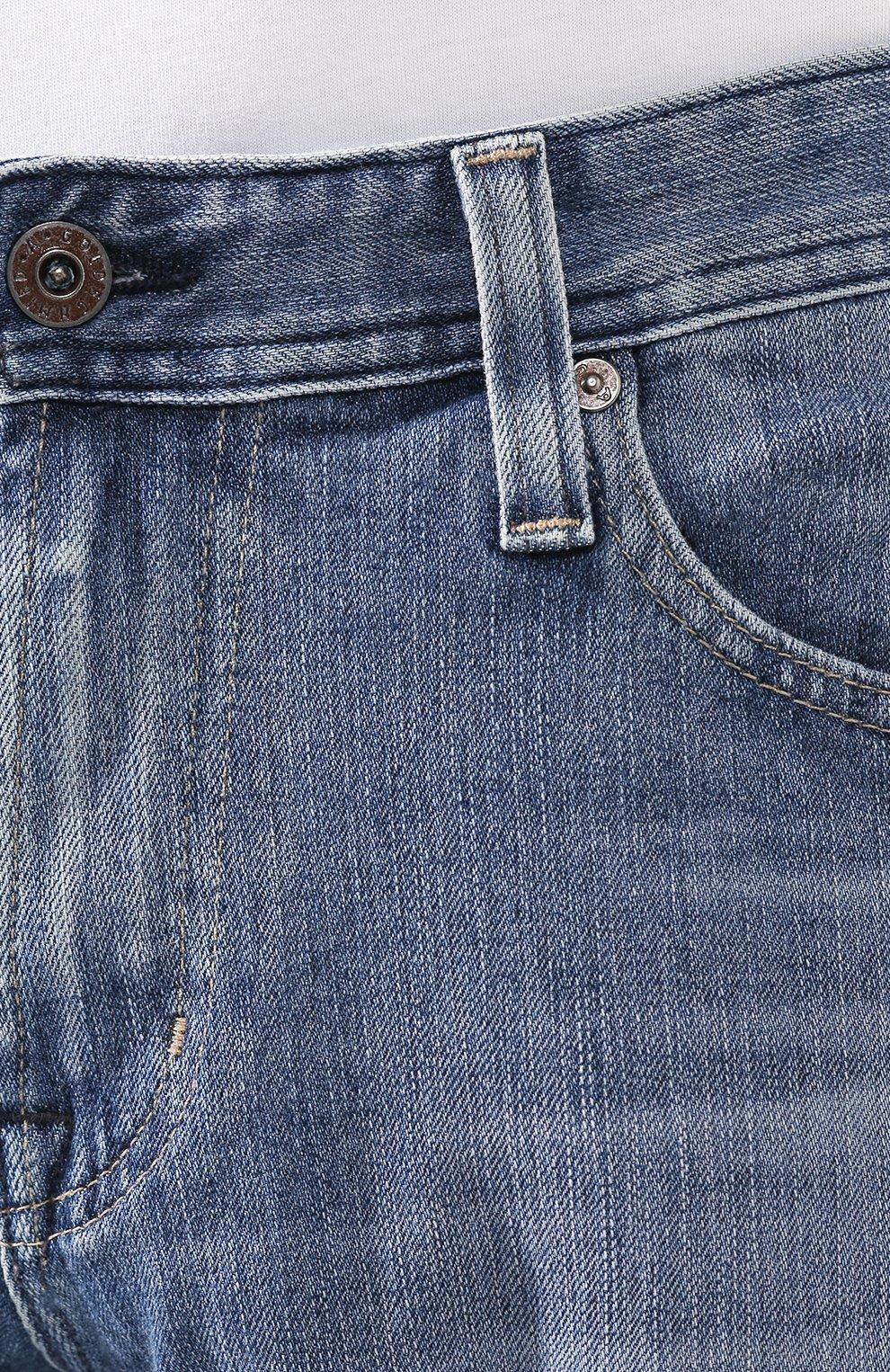 Мужские джинсы AG синего цвета, арт. 1174FXD/NARR | Фото 5