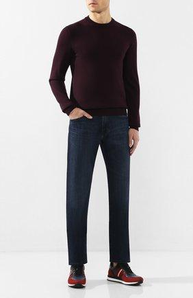 Мужские джинсы AG темно-синего цвета, арт. 1174DAS/09YDKE | Фото 2