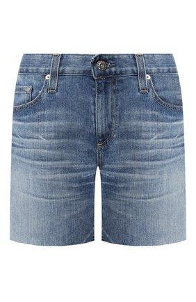 Женские джинсовые шорты AG голубого цвета, арт. LED1915RH/20YDUP | Фото 1