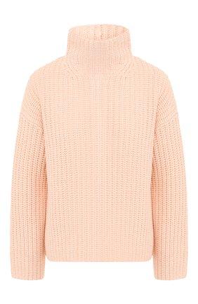 Женская свитер VINCE розового цвета, арт. V636878390 | Фото 1