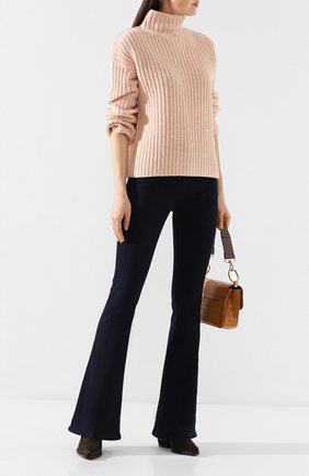Женская свитер VINCE розового цвета, арт. V636878390 | Фото 2