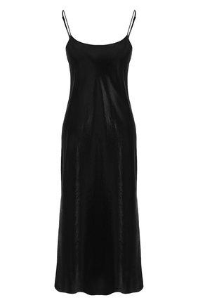Женское платье VINCE черного цвета, арт. VR68551013 | Фото 1