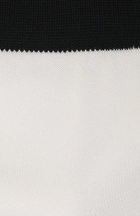 Детские хлопковые носки LA PERLA белого цвета, арт. 42033/9-12 | Фото 2