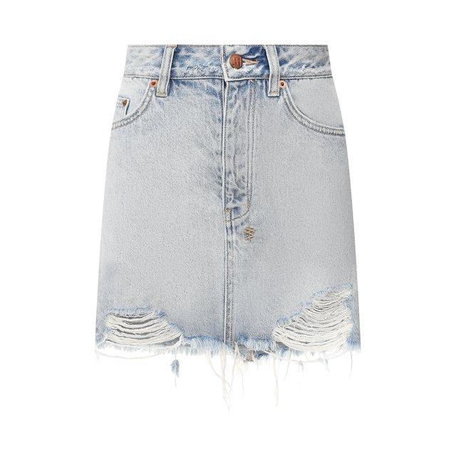 Джинсовая юбка Ksubi