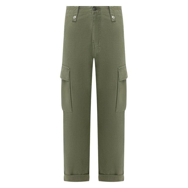 Хлопковые брюки Ksubi