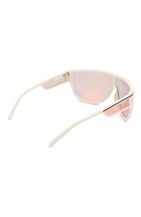 Женские солнцезащитные очки MARC JACOBS (THE) белого цвета, арт. MARC 410 VK6 | Фото 5