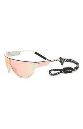 Женские солнцезащитные очки MARC JACOBS (THE) белого цвета, арт. MARC 410 VK6 | Фото 6