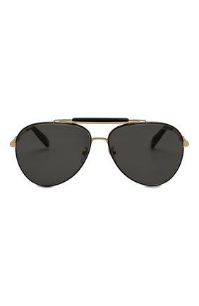 Женские солнцезащитные очки CHOPARD золотого цвета, арт. D59 302Z | Фото 4