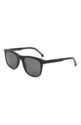 Женские солнцезащитные очки LORO PIANA черного цвета, арт. FAI4927   Фото 1 (Статус проверки: Проверена категория; Тип очков: С/з; Очки форма: Прямоугольные; Оптика Гендер: оптика-женское)