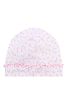 Детского шапка ballet duet MAGNOLIA BABY розового цвета, арт. 468-50R-PK | Фото 2