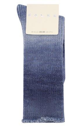 Женские носки FALKE синего цвета, арт. 46548_19_ | Фото 1