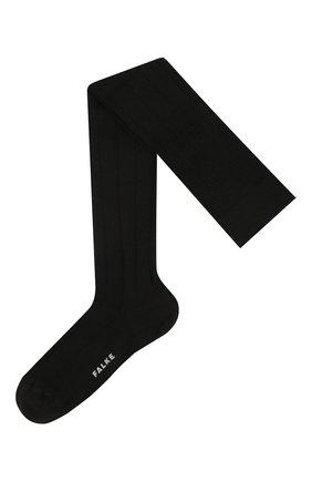 Женские гольфы FALKE черного цвета, арт. 46854_19_ | Фото 1