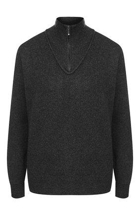 Женская шерстяной свитер NOT SHY серого цвета, арт. 3503032 | Фото 1