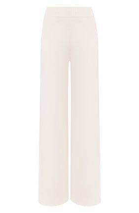 Женские кашемировые брюки NOT SHY белого цвета, арт. 3501032C | Фото 1