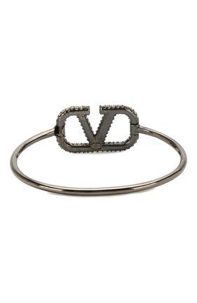 Женский браслет valentino garavani VALENTINO черного цвета, арт. TW2J0E30/YCW | Фото 2