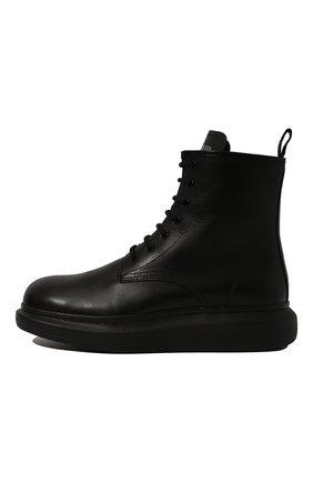 Кожаные ботинки | Фото №4