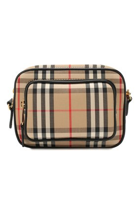 Женская сумка camera BURBERRY бежевого цвета, арт. 8021282   Фото 1