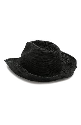 Женская шляпа GIORGIO ARMANI черного цвета, арт. 797311/0P508   Фото 2