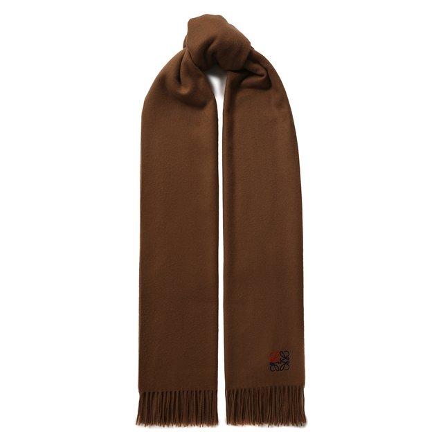 Кашемировый шарф Loewe