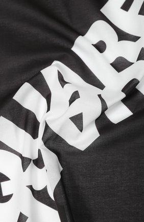 Мужского бандана DSQUARED2 черного цвета, арт. FUM0017 08CS0346 | Фото 2