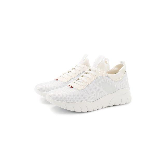 Текстильные кроссовки Bally — Текстильные кроссовки