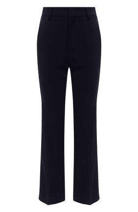 Женские брюки GUCCI синего цвета, арт. 610947/ZKR01 | Фото 1