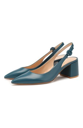 Кожаные туфли Agata   Фото №1